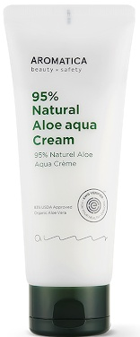Aromatica 95% Natural Aloe Aqua Cream
