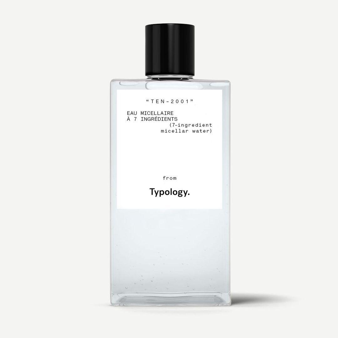 Typology 7-Ingredient Micellar Water