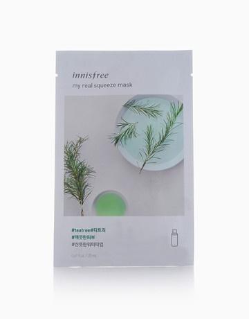 innisfree My Real Squeeze Tea Tree Mask