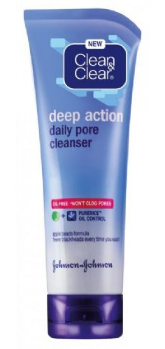 Clean & Clear Deep Action Daily Pore Cleanser