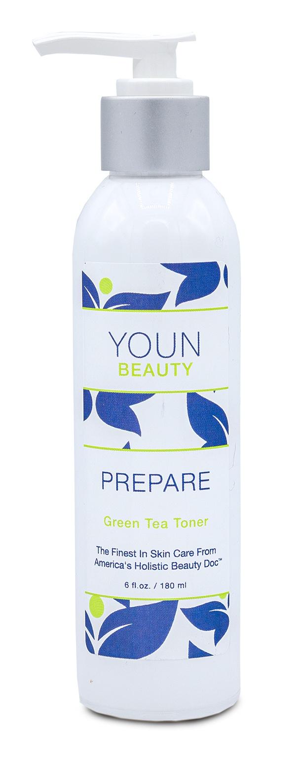 YOUN Beauty Skin Care Green Tea Toner