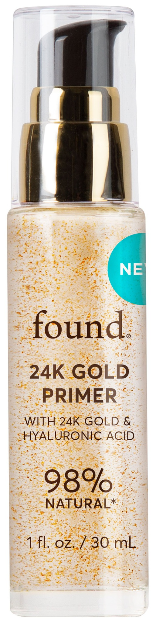 Found 24K Gold Primer