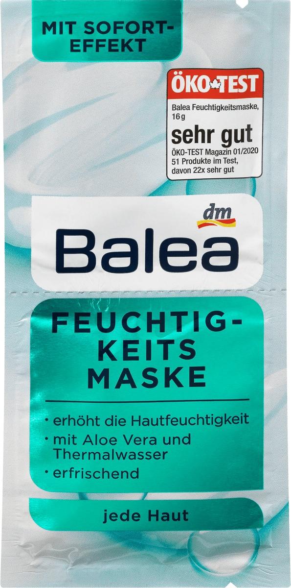 Balea Maske Feuchtigkeit