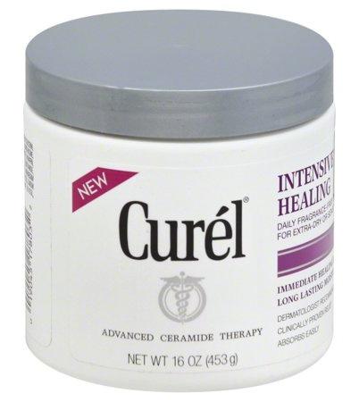 Curél Daily Cream Intensive Healing Fragrance-Free