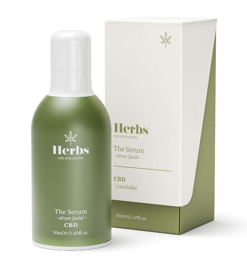 Herbs The Serum CBD