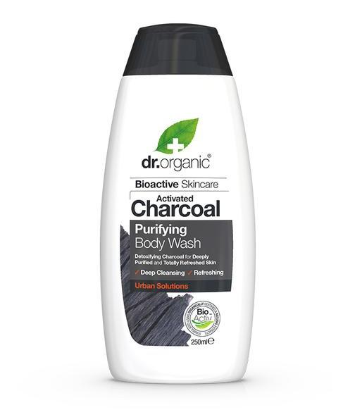 Dr Organic Charcoal Body Wash