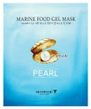 Skinfood Marine Food Gel Mask (Pearl)