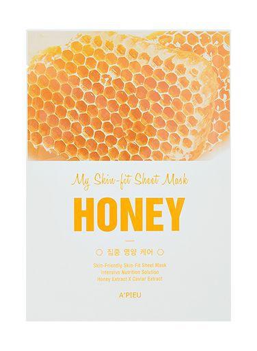 A'pieu My Skin-Fit Sheet Mask (Honey)