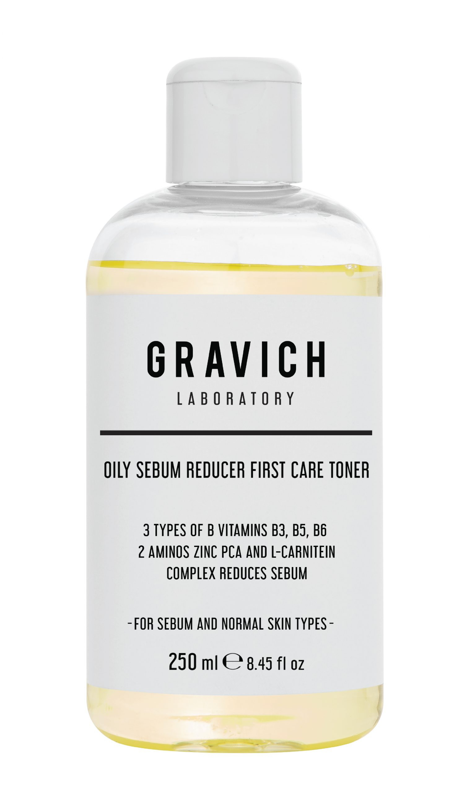 GRAVICH Oily Sebum Reducer First Care Toner