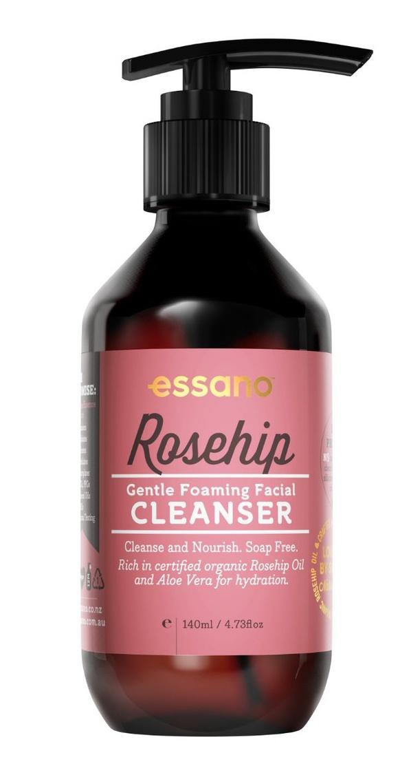Essano Rosehip Gentle Foaming Facial Cleanser
