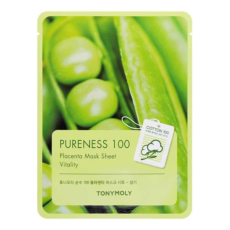 Tony moly Pureness 100 Placenta Mask Sheet