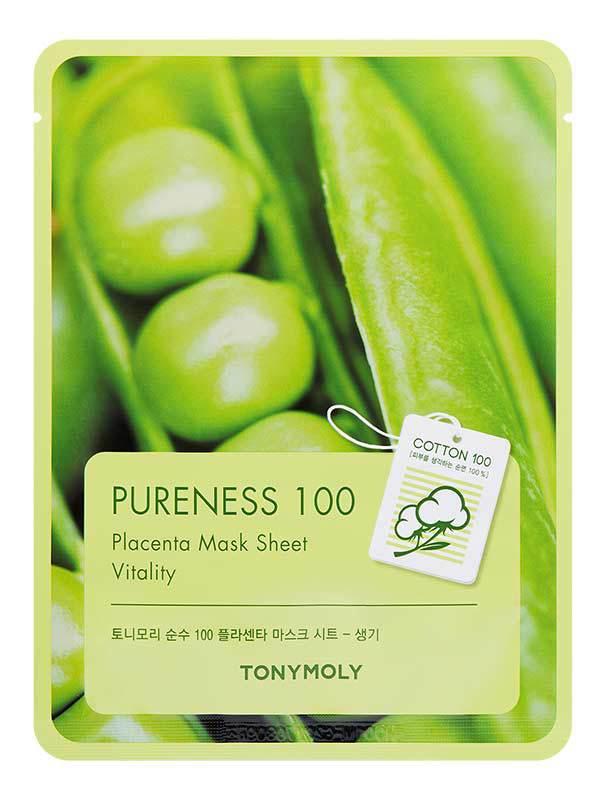 TonyMoly Pureness 100 Placenta Mask Sheet