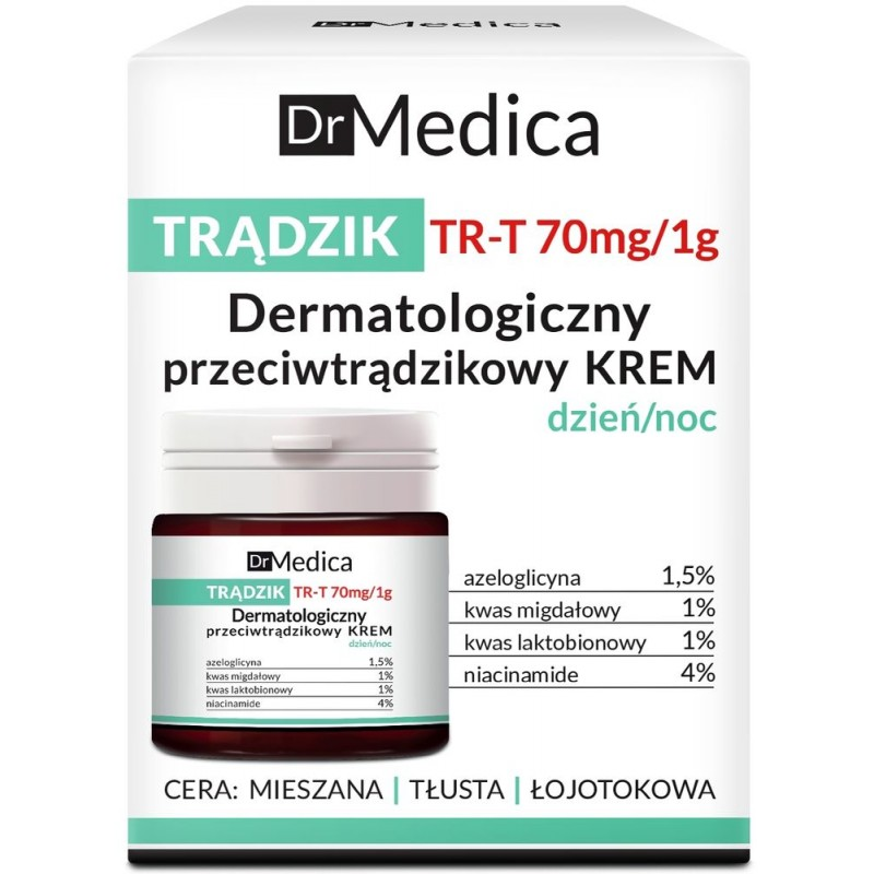 Dr. Medica Dermatological Anti-Acne Face Cream