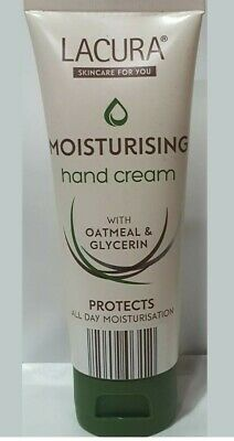 Lacura by Aldi Moisturising Hand Cream With Oatmeal & Glycerin