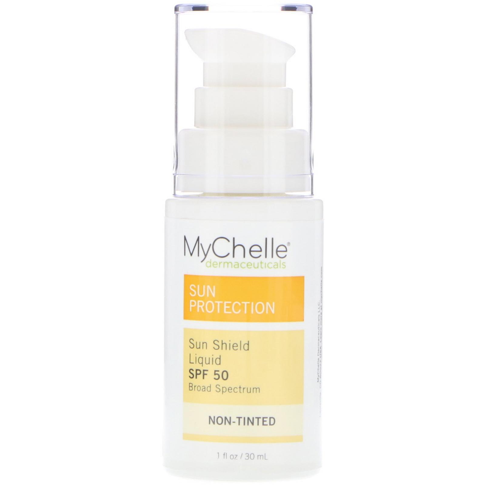 MyChelle Dermaceuticals Sun Shield Liquid Spf 50 Non-Tinted