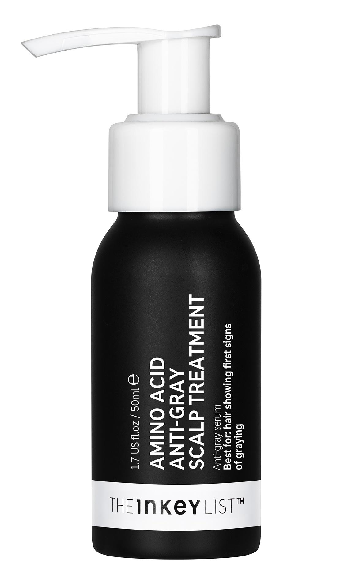 The Inkey List Amino Acid Anti Gray Scalp Treatment (50ml)
