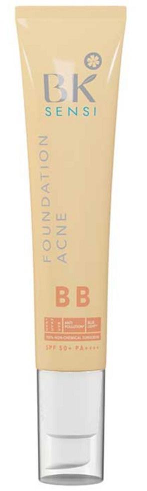 BK SENSI Foundation Acne BB SPF50+ Pa++++