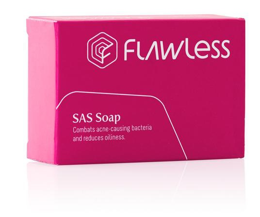 Flawless SAS Soap