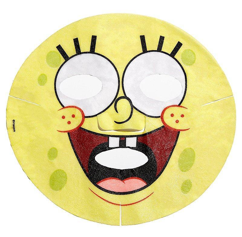HipDot Spongebob'S Best Face Ever Face Mask