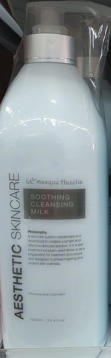 Le masque Hazelia Soothing Cleansing Milk