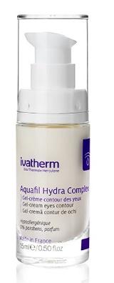 Ivatherm Aquafil Hydra Complex Gel-Cream Eyes Contour