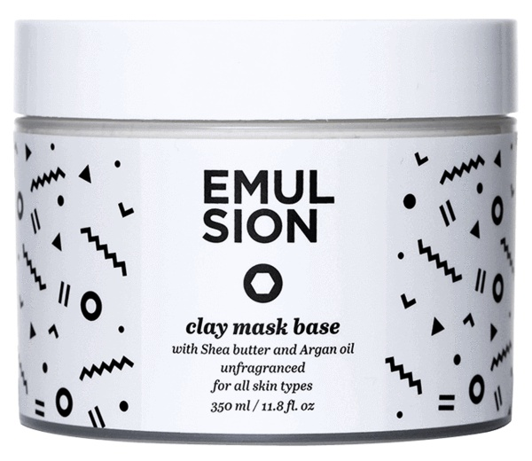 Emulsion Mask Base For Face And Body