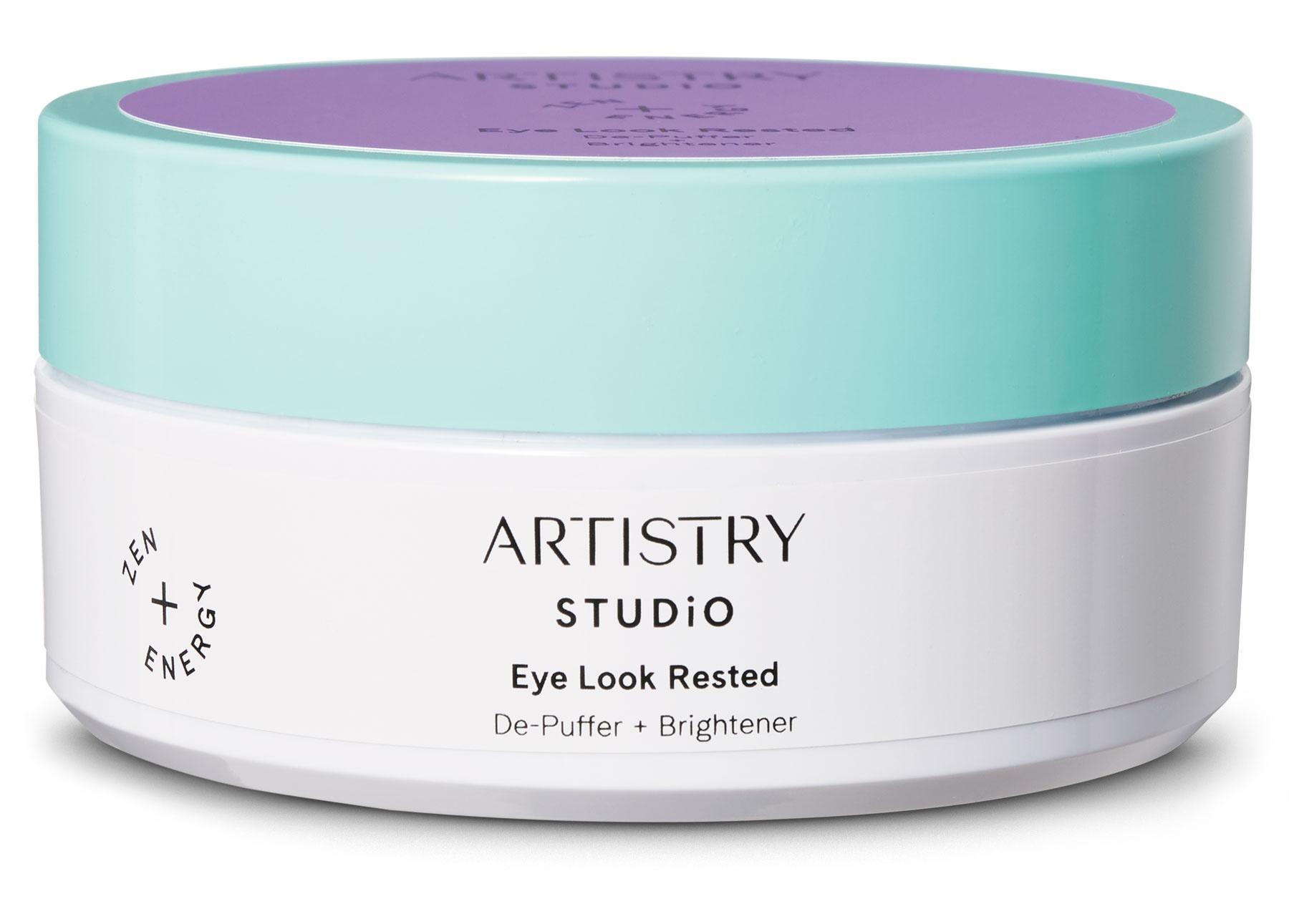 Amway Artistry Studio™ Eye Look Rested De-Puffer + Brightener