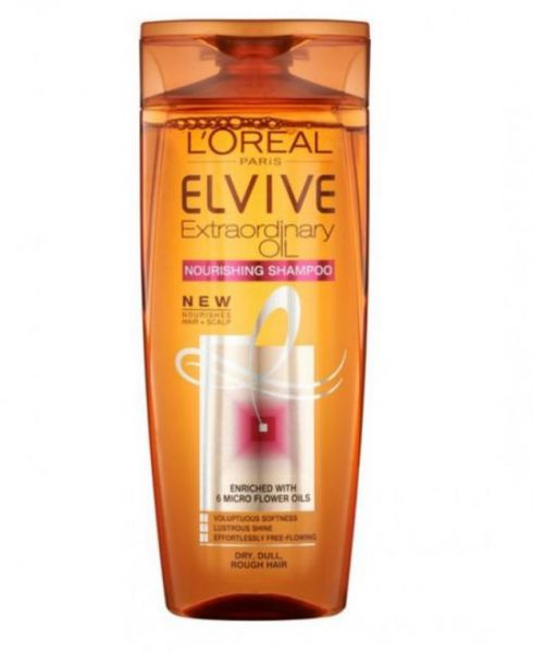 L'Oreal Elvive Extraordinary Oil Dry Hair Shampoo