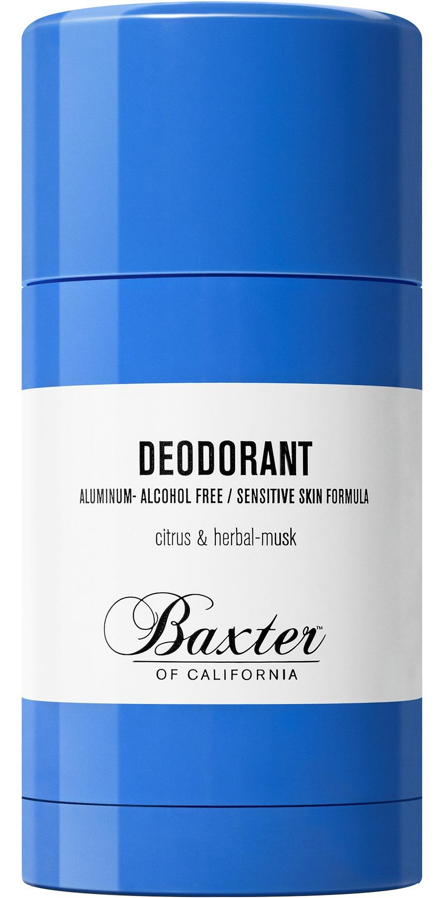 Baxter of California Aluminium -  Alcohol Free Deodorant