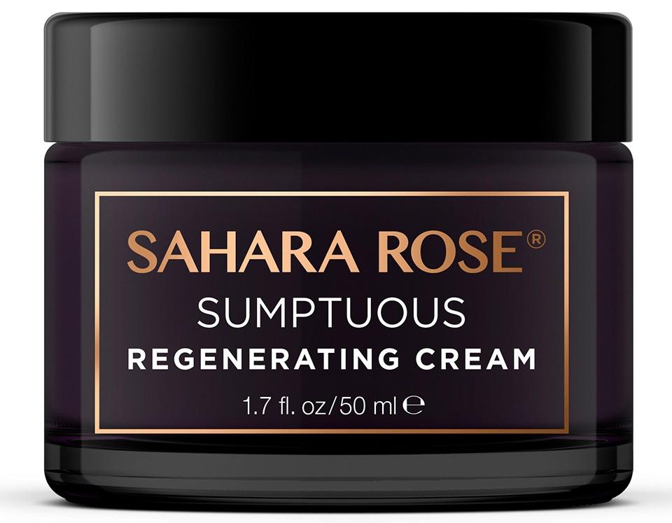 Sahara Rose Sumptuous Regenerating Cream