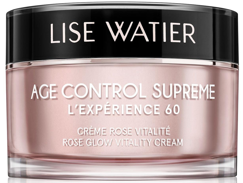 Lise Watier Age Control Supreme L'Expérience 60 Rose Glow Vitality Cream