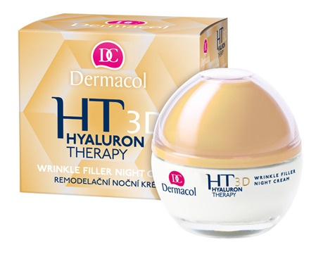 Dermacol 3D Hyaluron Therapy Night Cream
