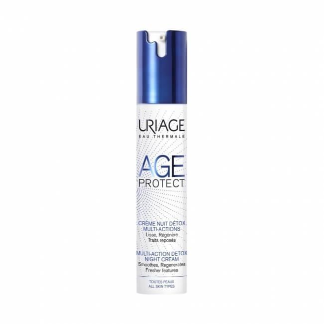 Uriage Age Protect - Multi-Action Detox Night Cream