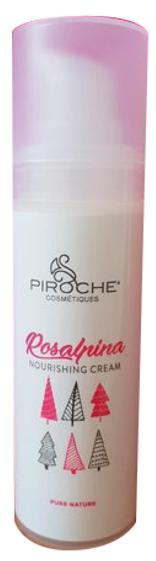Piroche Cosmétiques Face Care - Nourishing Cream Rosalpina
