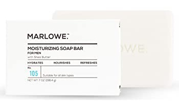 Marlowe No. 105 - Moisturizing Soap Bar