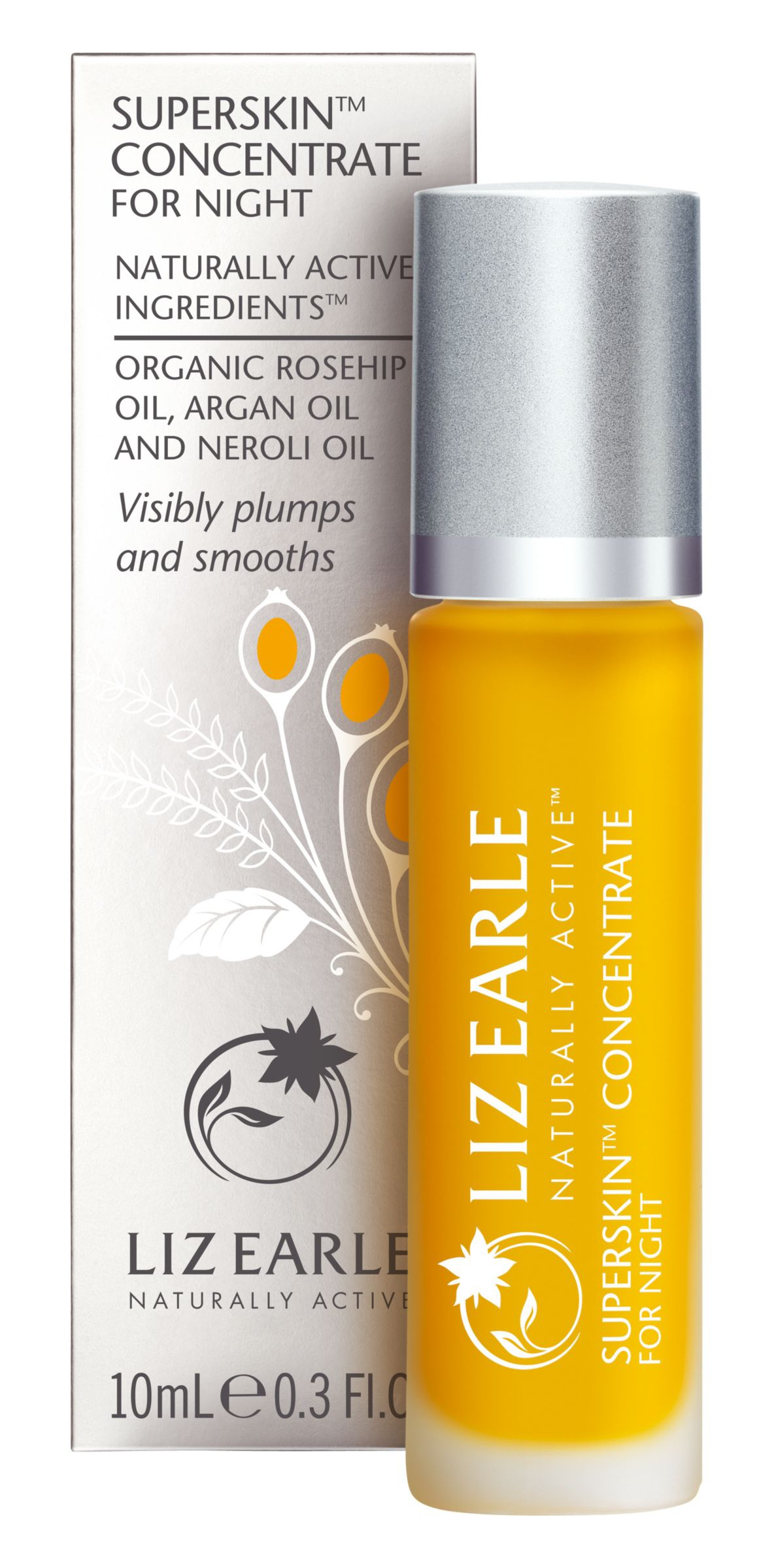 Liz Earle Super Skin Concentrate For Night (Naturally Active)