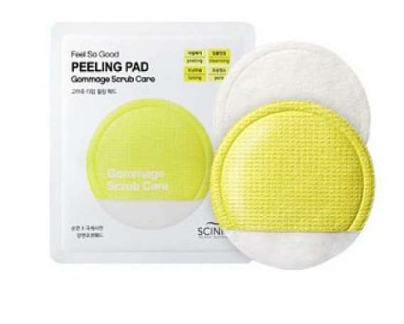 Scinic Feel So Good Peeling Pad (Gommage Scrub Care)