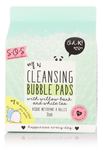 Oh K SOS Cleansing Bubble Pads