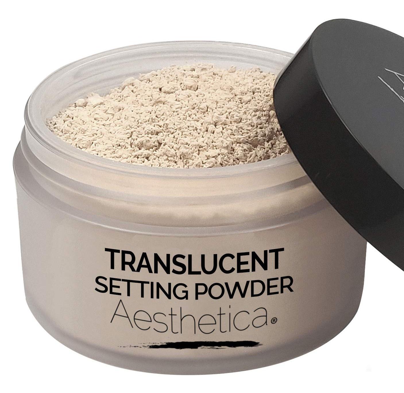 Aesthetica cosmetics Translucent Setting Powder
