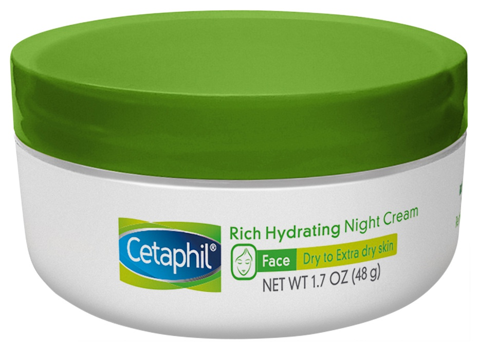 Cetaphil Rich Hydrating Night Cream