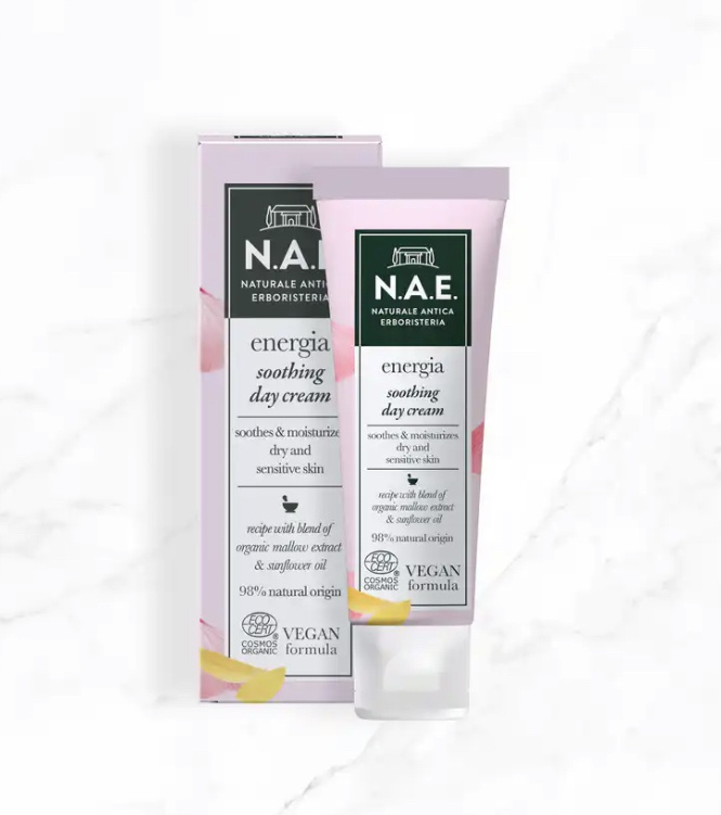 N.A.E. Energia Soothing Day Cream