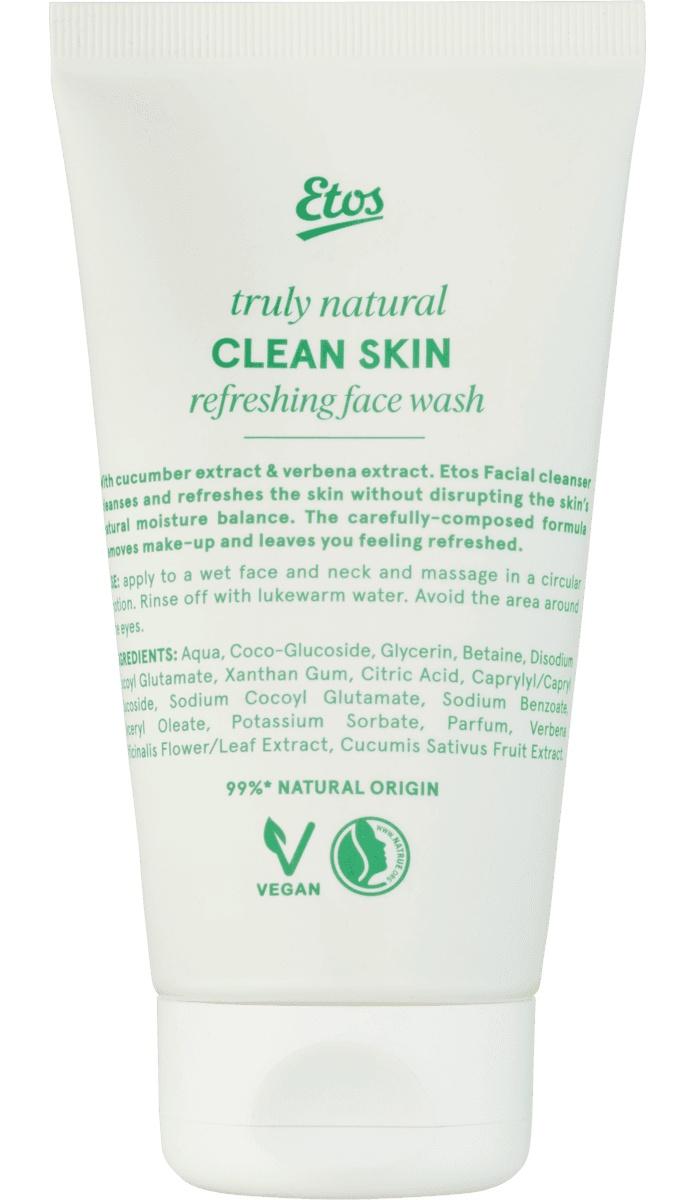 Etos Natural Face Wash