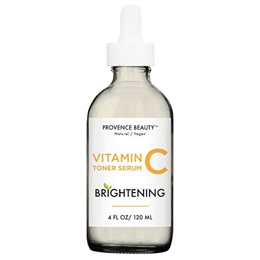 Provence Beauty Brightening Vitamin C Toner Serum