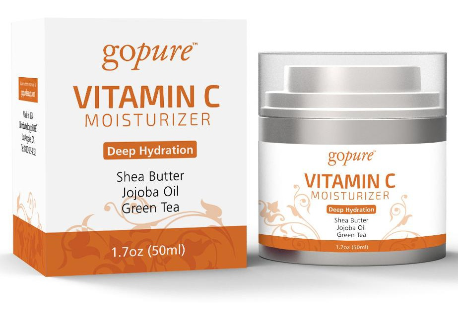 goPure Beauty Vitamin C Moisturizer
