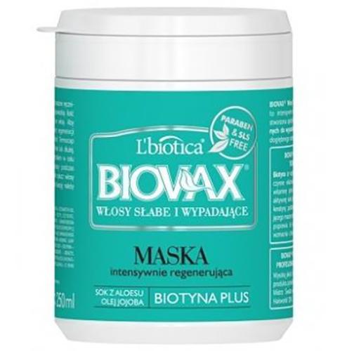 Biovax Sok Z Aloesu, Maska