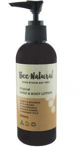 Bee Natural Original Hand And Body Lotion