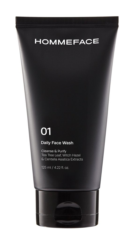HOMMEFACE Daily Face Wash