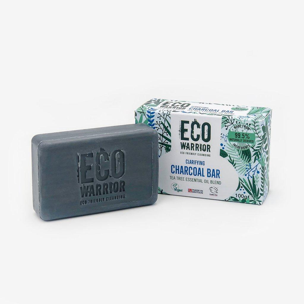 Eco warrior Clarifying Charcoal Bar