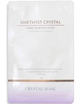 Crystal Mask Amethyst Crystal Deep Hydration Mask