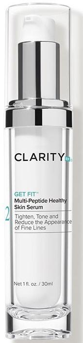 ClarityRX Get Fit Multi Peptide Healthy Skin Serum